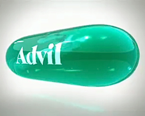 Advil – Speeding Pill