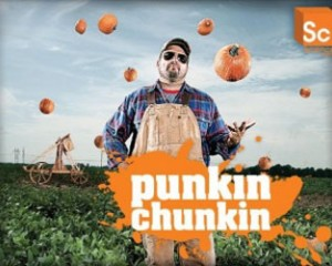 Punkin Chunkin – Science Channel