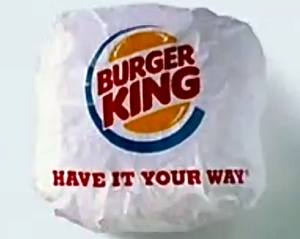 Burger King – Tricked Out Chicken